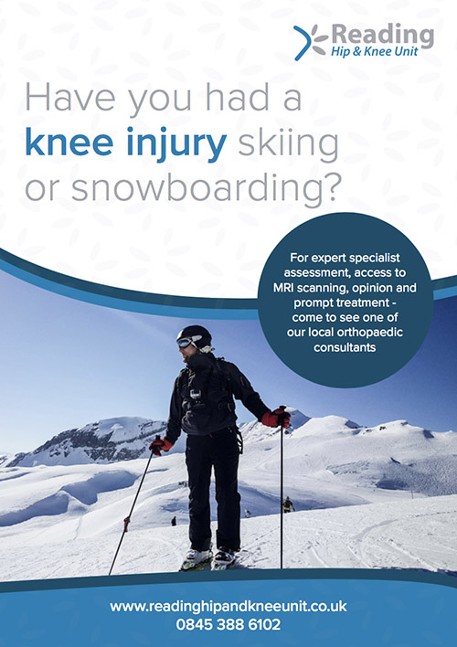 snowboarding injury treaatment in reading berkshire